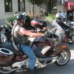 Рели моториста прошао кроз Ваљево