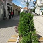 Вандализам у Кнез Милошевој улици