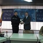 Легитимације за комуналне полицајце