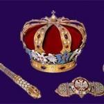 Краљевске инсигније у Ваљеву