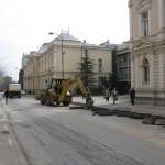 Почела реконструкција Карађорђеве улице