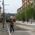 Финална фаза радова у Карађорђевој улици