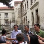 Град Ваљево преузео Дом војске- први корак је заустављање пропадања зграде