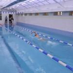 У Техничкој школи изграђен први затворени базен у  Ваљеву