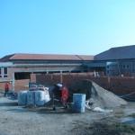 Радови у другој фази изградње школе у Брђанима у пуном јеку