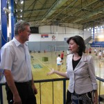 Министарство омладине и спорта издвојиће средства за изградњу Хале спортова у Ваљеву