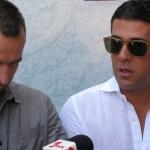 Министар Динкић разговарао са руководством града о привредним темама