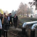 Чешка развојна агенција задовољна радовима у Ваљеву