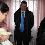 Поклон честитке за бебе