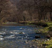 Укинута забрана у долини реке Градац