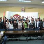 Пријем за ромске стипендисте
