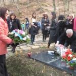 Обележена годишњица смрти Десанке Максимовић