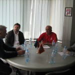 Министар Велимир Илић у посети Ваљеву