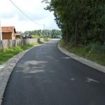 Асфалтирани путеви на Дивљем брду и у Балачкој