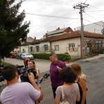 Асфалтиранe улице Милована Глишића и Марка Краљевића