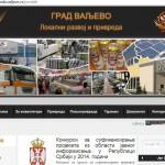 Представљен сајт privreda.valjevo.rs