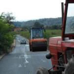 Асфалтиран пут у Лукавцу