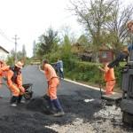 Асфилтаран пут у Клинцима и Улица Димитрија Туцовића