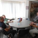 Анатолиј Карпов у посети Ваљеву