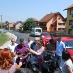 Асфалтирана Врњачка улица