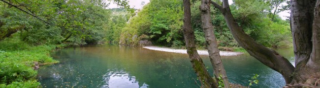 Река Градац