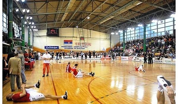 Hala sportova Valjevo 1