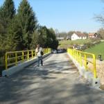 Отворен мост у Бошковићима