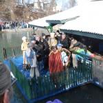 Пливање за Богојављенски часни крст