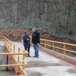 Завршен мост код Ђедине бране