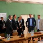 Премијер Александар Вучић у посети Ваљеву