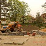 Асфалтиране улице и реконструкција парка