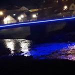 Осветљени мостови на Колубари