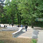 Завршена реконструкција парка Пећина