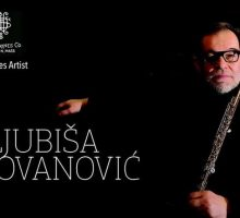 Концерт флаутисте Љубише Јовановића
