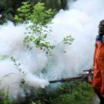 Уништавање хематофагних инсеката на сеоском подручју