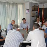 Гости Ваљева на пријему код градоначелника