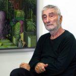 Сахрана сликара Љубе Поповића