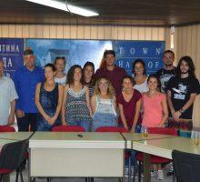 Млади волонтери из европских земаља у Ваљеву и на Дивчибарама