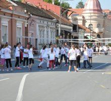 Одбојка на улици у Ваљеву