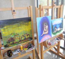На Дивчибарама одржана ликовна колонија