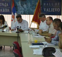Градско веће о изменама Статута града Ваљева