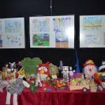 Отворена изложба дечјих радова