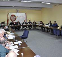 Одржана трећа седница Савета за праћење привредних кретања на подручју града Ваљева
