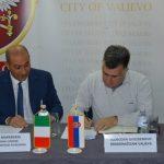 Потписан Меморандум о сарадњи између Коморе италијанско-српских привредника и града Ваљева