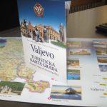 Прва награда за туристичку мапу Ваљева