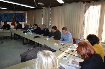 Седница Градског већа 29. новембра 2016.