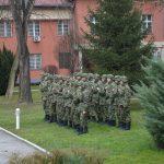Пешадијско гађање у децембру