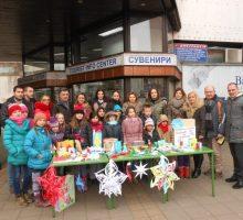 Најмлађи за најмлађе- деца из Бранковине у акцији за Центар за ВТО