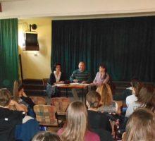 Састанак ученичких парламената