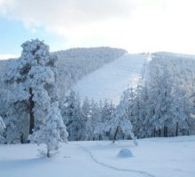 Свечано отварање ски стазе на Дивчибарама